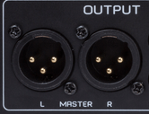 image of XLR output