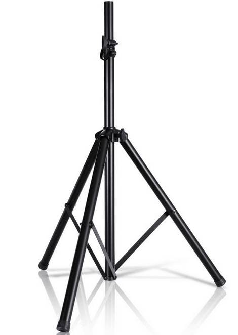 image of a tripod for a speaker